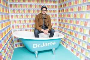 Dr Jart Pop up store (c) Julien Mouffron-Gardner
